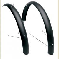 Fahrradzubehör Electra Townie Schutzbleche Aluminium matte schwarz 26 6370 Sport & Freizeit
