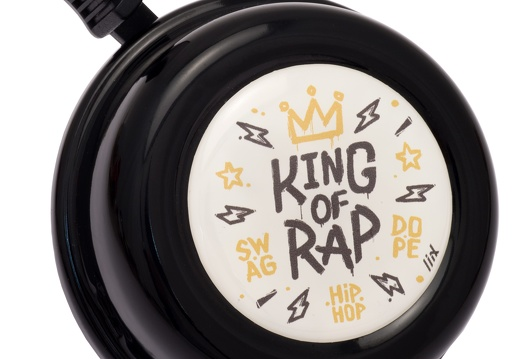 7258 Liix-Colour-Bell-King-Of-Rap-Black