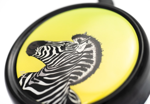 7273 Liix Big Colour Bell Punky Zebra Black b