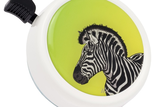 7284 Liix-Big-Colour-Bell-Punky-Zebra-White